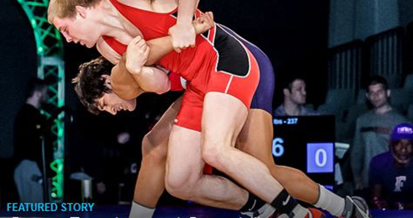 Stanghill Wins Fila Junior Nationals Greco @ 74 KG & Receives Outstanding Wrestler Distinction