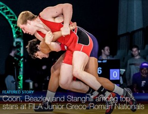 Barrett Stanghill wins Fila Jr Nationals