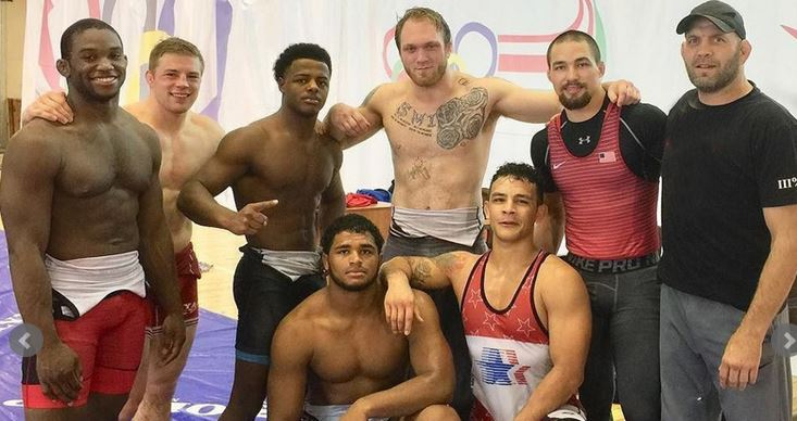 Barrett Staghill wins Belarus Duals at 85KG for Team USA